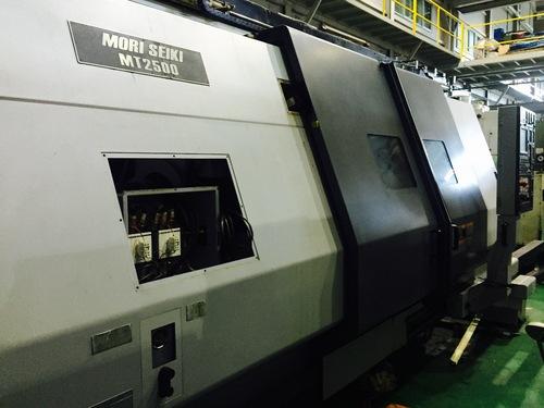 日本二手机床/森精机/车铣复合机床MT2500/2003年