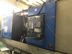 二手机床/日本日立精机车铣复合加工中心/CH250/2000年